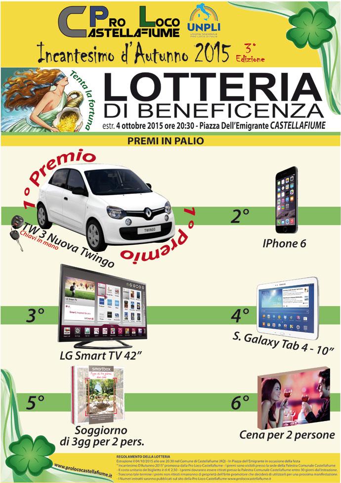 Lotteria 2015