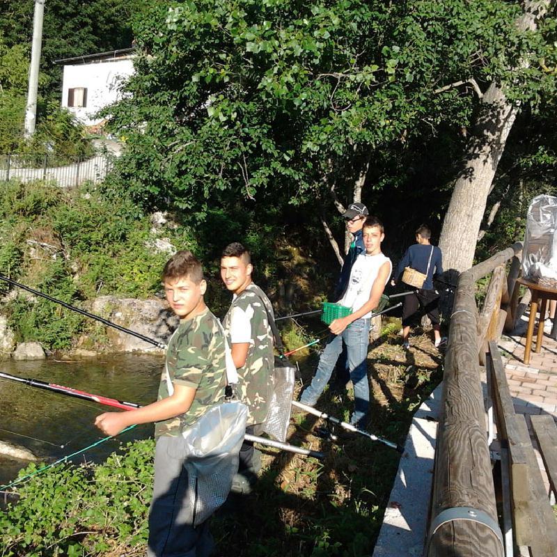 Gara di pesca - Castellafiume