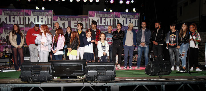 Castellafiume's got Talent 2017